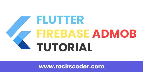 Flutter admob tutorial